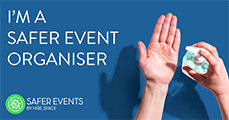 safer event organiser